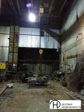 Сдаем в аренду производственное помещение (утепленное) с оборудованием - Фото 2