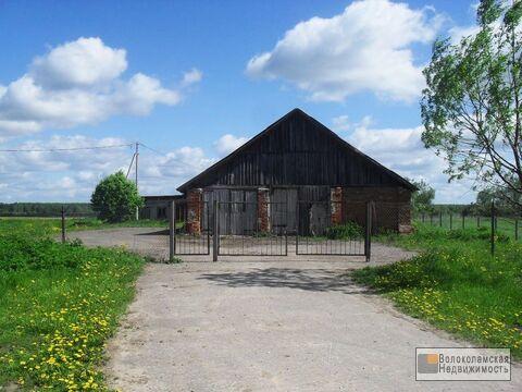 Участок под ферму или иное коммерческое использование - Фото 1
