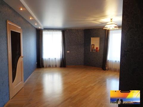 Шикарная квартира в современном кирпичном доме. Евроремонт, возможна и - Фото 1