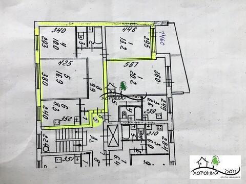 Продается 3-к квартира в п. Голубое вблизи с г. Зеленоград - Фото 4