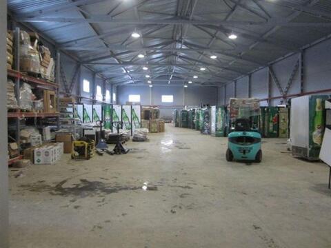 Сдам складское помещение 1000 кв.м, м. Девяткино - Фото 2