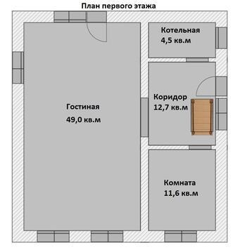 Продажа дома, Казань, Ул. Профсоюзная (Вознесенское) - Фото 2
