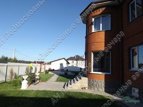 Горьковское ш. 35 км от МКАД, Ямкино, Коттедж 500 кв. м - Фото 4