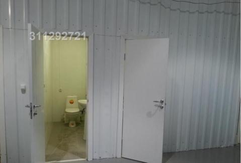 Теплый склад под производство на бывшем заводе «Компрессор», пропуск - Фото 2