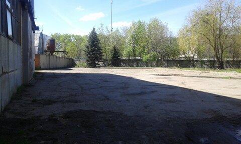 Сдается !Открытая площадка 800 кв.м, покрытие бетон.Закрытая территория - Фото 2