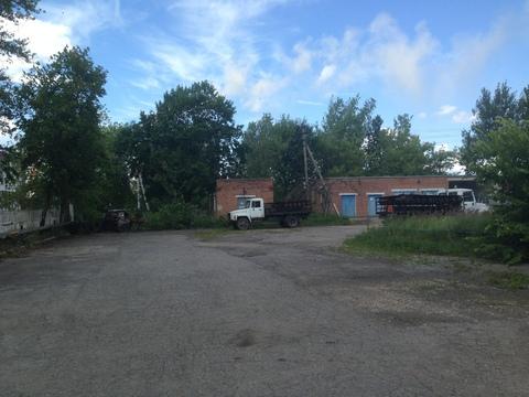 Продается производственная площадка Тульская область, г. Суворов - Фото 3