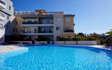 Прекрасный 3-спальный Апартамент c большим садом в Пафосе - Фото 1