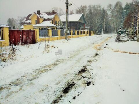 Участок 12 сот. , Минское ш, 28 км. от МКАД. Голицыно - Фото 3