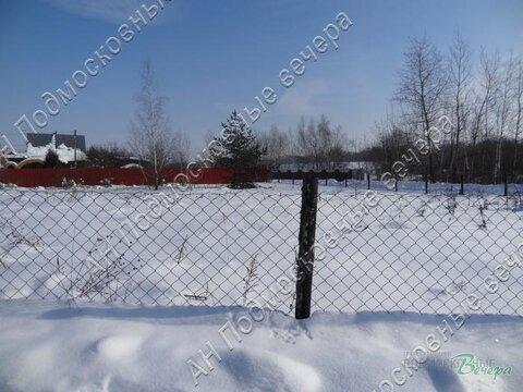 Новорязанское ш. 25 км от МКАД, Еганово, Участок 12 сот. - Фото 4