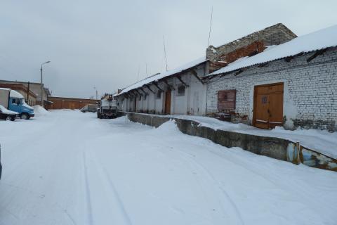 Складской комплекс (логистический центр) под реконструкцию - Фото 1