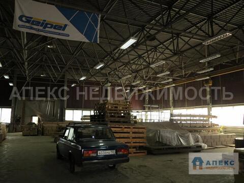 Аренда помещения пл. 900 м2 под производство, склад, Старая Купавна . - Фото 1