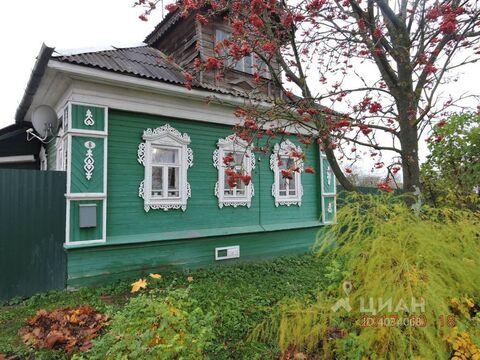Продажа дома, Углич, Угличский район, Ул. Урицкого - Фото 1