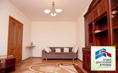 Квартира Дзержинского пр-кт. 4, Аренда квартир в Новосибирске, ID объекта - 317078429 - Фото 1