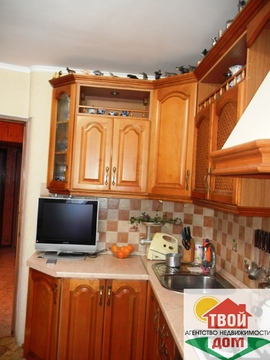 Продам 4-к квартиру в г. Балабаново ул.Боровская 1 - Фото 2