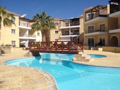 Прекрасный трехкомнатный комплексный Апартамент в Пафосе - Фото 1
