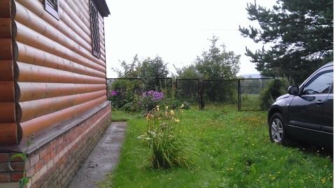 Продается дача , Домодедовский район ст. Привалово, сруб с баней - Фото 4