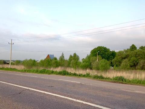 Продам участок 50 сот. пром назначения вдоль дороги, Домодедово - Фото 4