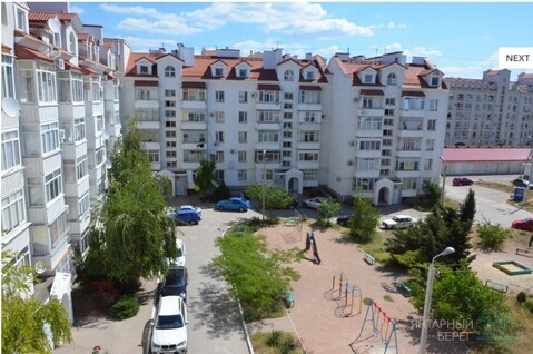 Продается 4-х комнатная, на Античном проспекте, Г. Севастополь - Фото 1
