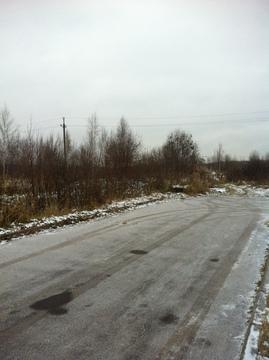 Продам земельный участок ЛПХ Клин 8 соток - Фото 1