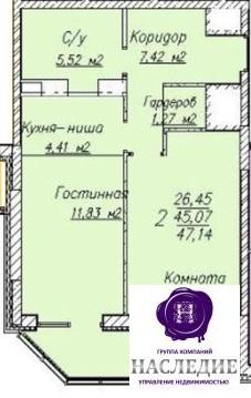 Старт продаж современного жилого дома «Орбита» ул. Б. Гагарина, 74в! - Фото 2