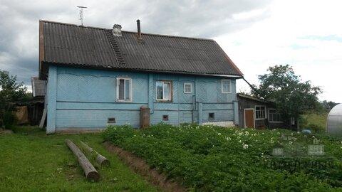 Купить дом в Парфино, Новгородской области - Фото 1
