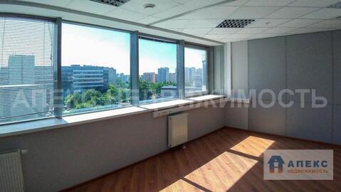 Аренда офиса 139 м2 м. Калужская в бизнес-центре класса В в Коньково - Фото 1