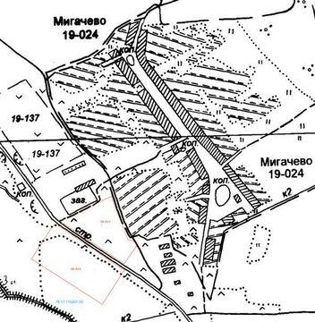 Зем.участок в Мигачево 205 сот - Фото 3