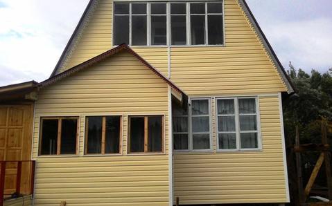 Продается 2х этажная дача 72 кв.м. ан участке 6 соток