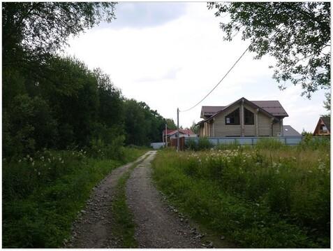 Участок на опушке леса в Вельяминово! - Фото 4