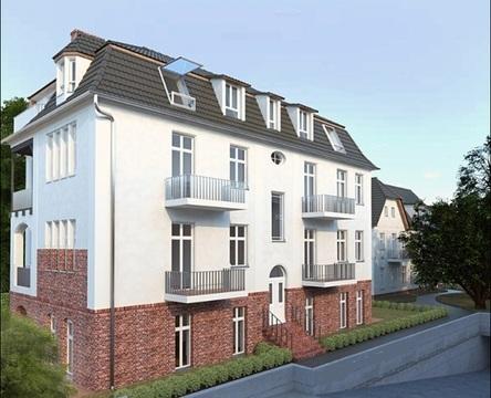 Продается жилой комплекс под санацию в элитном районе западного Берлин