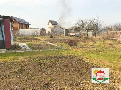 Продам участок 6 соток в СНТ Ромашка в черте города Обнинска - Фото 4