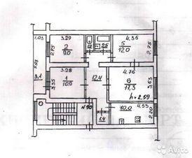 Продажа квартиры, Гдов, Гдовский район, Ул. Пограничная - Фото 2