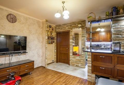 Трехкомнатная квартира м. Кантемировская - Фото 4