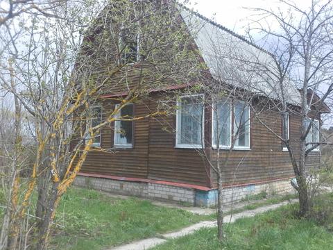 Дом, Баня, 20 соток, д. Марино - Фото 1