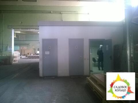 Аренда помещения под склад 3 342 кв.м под склад, теплый ну не отаплив - Фото 2