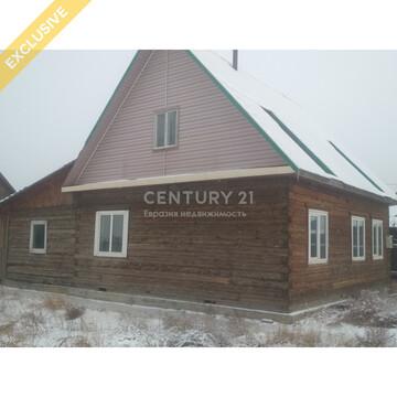 Продаётся дом на Солдатском., Купить дом в Иволгинском районе, ID объекта - 504575722 - Фото 1