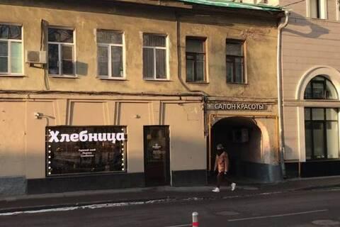 Продажа торгового помещения, м. Бауманская, Ул. Фридриха Энгельса