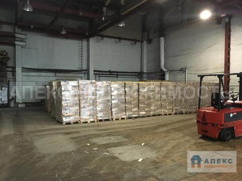 Аренда помещения пл. 550 м2 под склад, производство, Видное Каширское . - Фото 1
