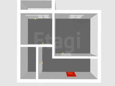 Продажа однокомнатной квартиры на улице Гоголя, 130 в Стерлитамаке, Купить квартиру в Стерлитамаке по недорогой цене, ID объекта - 320177891 - Фото 1