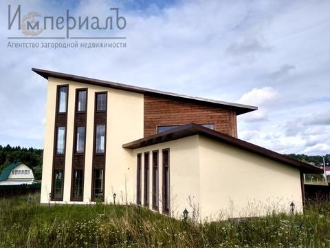 Каменный дом оригинального дизайна со всеми коммуникациями! - Фото 3