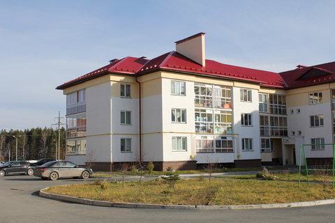 Квартира, ул. Северные Ворота, д.1 - Фото 1