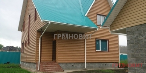 Продажа дома, Ордынское, Ордынский район, Ул. Прибрежная - Фото 3