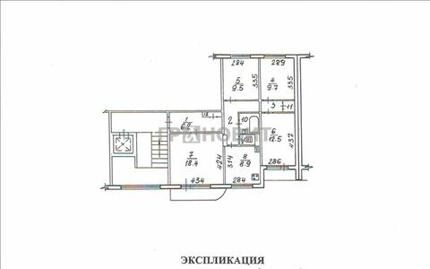 Продажа квартиры, Новосибирск, Ул. Фадеева - Фото 2
