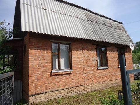 Кирпичная дача близ г.Малоярославец - Фото 1