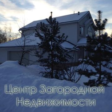 Коттедж, Рублево-Успенское ш, 19 км от МКАД, Борки д. (Одинцовский . - Фото 1