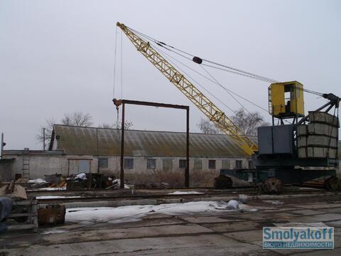 Производственная база ст. Тарханы Новобурасского района - Фото 1