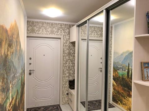 Приглашаем посмотреть квартиру с ремонтом в классическом стиле. - Фото 4