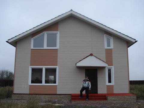 Дом зимний - Фото 1
