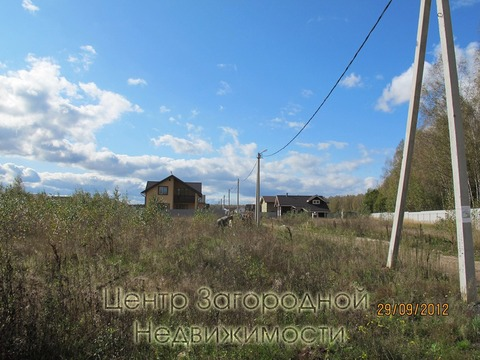 Участок, Симферопольское ш, Варшавское ш, 65 км от МКАД, Старые . - Фото 3