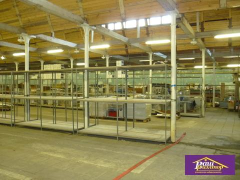 Аренда склад/производство класса С 1500 м.кв. - Фото 2